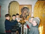 Свято-Митрофановский  храм.ФОТОЛЕТОПИСЬ. часть 1