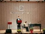 «Окно в Европу». Виктория Елисеева, Илья Винников(Германия) 14.10.09
