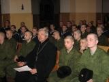 Рождественское поздравление российских воинов-черноморцев